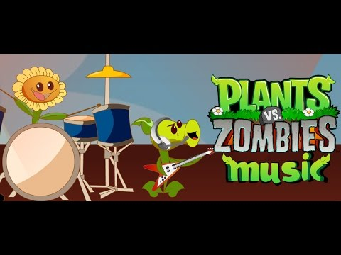Plantas vs zombies animado (PARODIA) Music