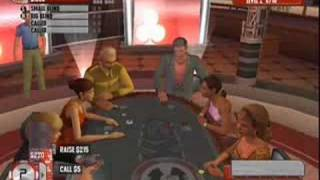 Stacked with Daniel Negreanu PSP game