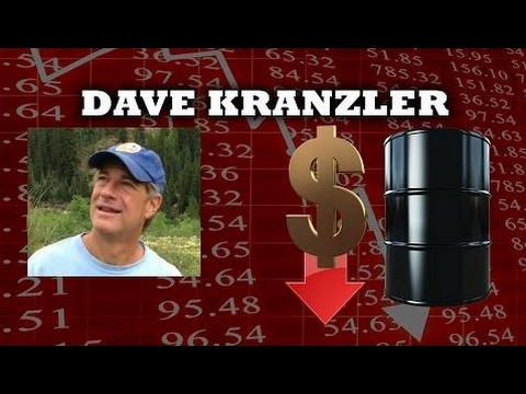 $20 Oil to Cause Junk Bonds to Crash...Bigger Bubble than 2008 - Dave Kranzler Interview