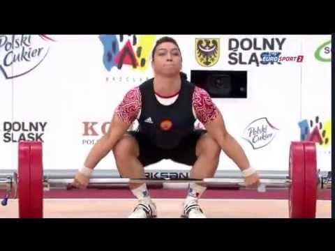 2013 World Weightlifting Championships 75 kg  A Group
