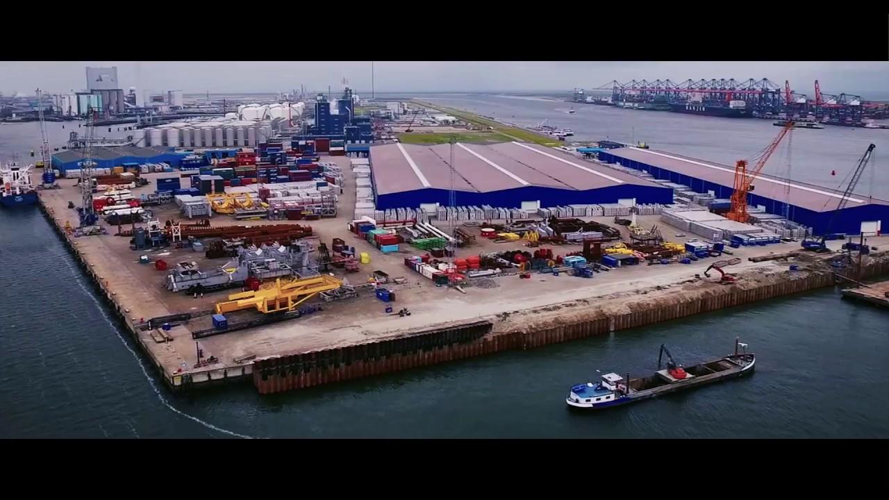 Download Rhenus Logistics B.V. – construction of new quay at Rotterdam Maasvlakte