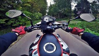Kawasaki Z 750R обзор и тест-драйв мотоцикла