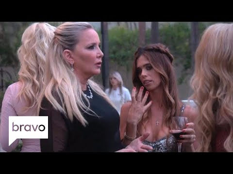 RHOC: You Can Feel the Tension in the OC Air (Season 12, Episode 19) | Bravo
