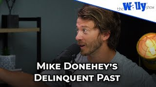 "Download Mike Donehey's from 10th Avenue North and his ""Delinquent"" Past Mp3 and Videos"