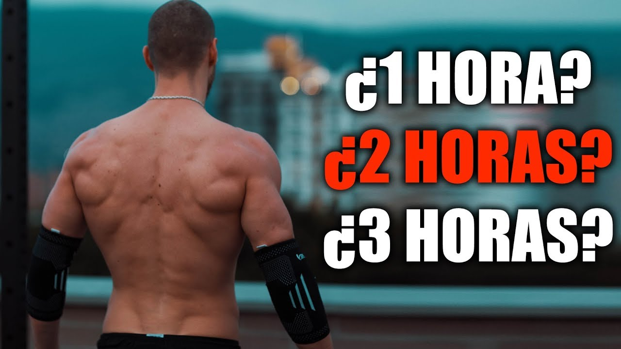 cuanto tiempo hay que entrenar para ganar masa muscular