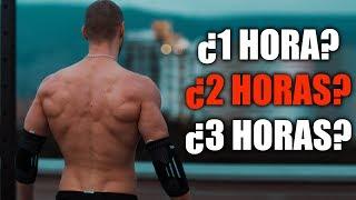 ¿Cuánto Debes Entrenar? (para Aumentar Masa Muscular Rápido)