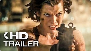 RESIDENT EVIL 6: The Final Chapter Trailer 2 (2017)