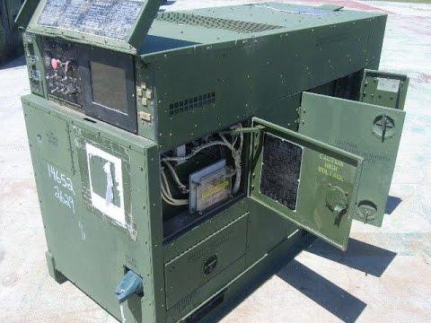 L3 Communication Co Mdl MEP-805B 30 KW 50/60 HZ Diesel Engine Generator Set on GovLiquidation.com