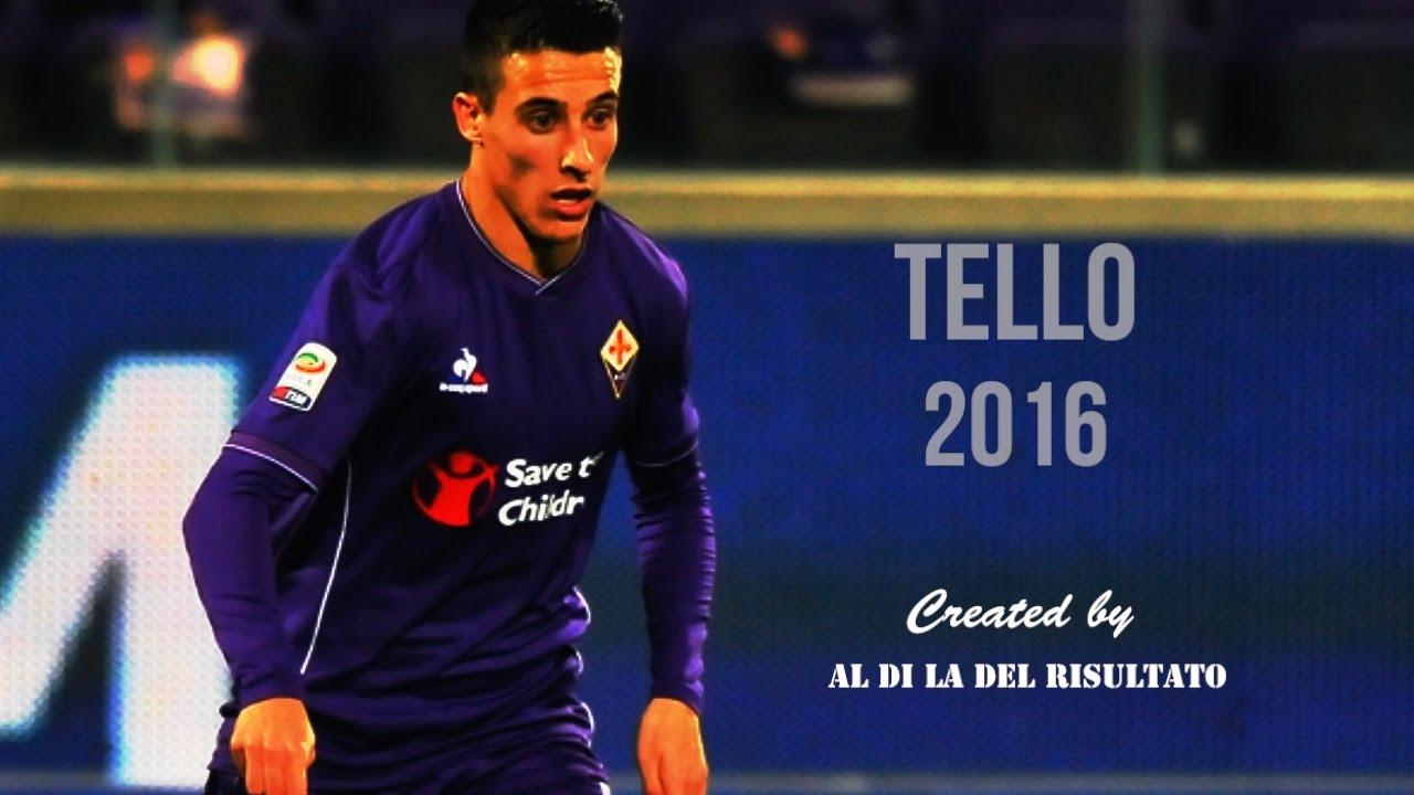 Cristian Tello 2015 2016 Fiorentina HD
