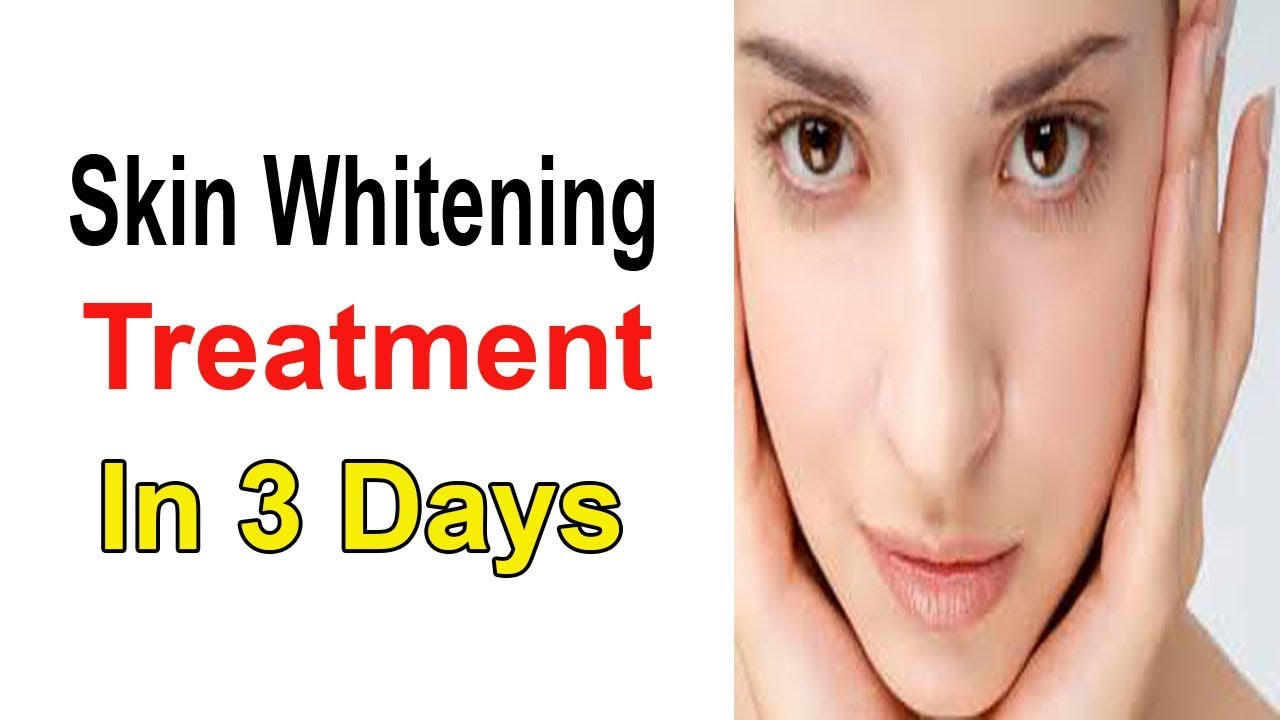 Whitening treatment as is indicated by comparison to the whitening - Instant Permanant Skin Whitening Treatment In 3 Days 100 Effective Treatment