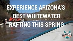 Salt River Rafting in Arizona - Whitewater Rafting Near Phoenix