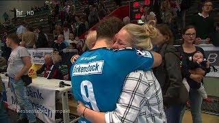 Wahnsinn - Hüttenberg feiert ersten Bundesliga-Sieg