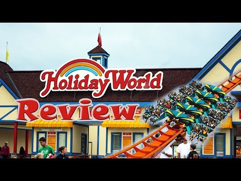 Holiday World & Splashin' Safari Review - Santa Claus, Indiana