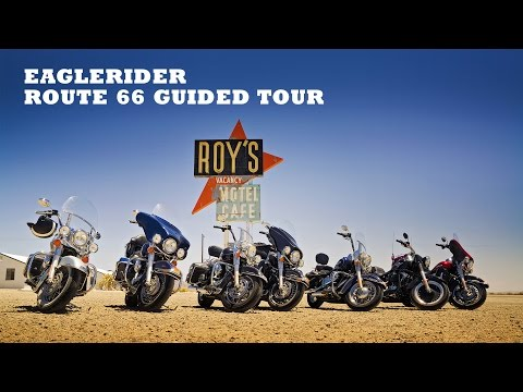 EagleRider's Route 66 Guided Tour
