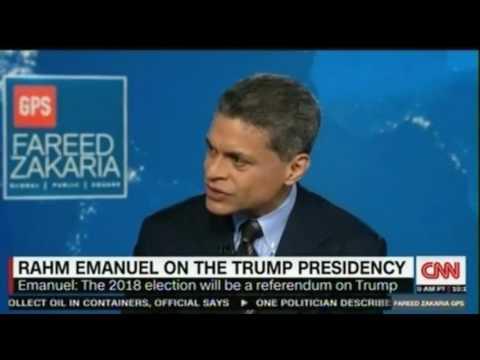 Rahm Emanuel former Obama