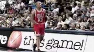Dennis Rodman - The King of The Boards (HD)