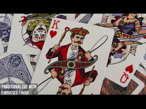 Circus No  47 Playing Cards