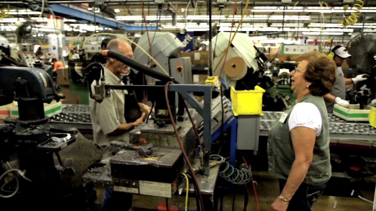 Red Wing Shoes Presents: The Factory - YouTube