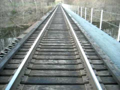Stand By Me Train Tracks