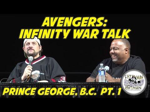 Infinity War, TV Talk, The Highwaymen, Batman