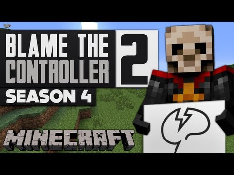 Minecraft Mindcrack Survival Multiplayer Server Ep 2: Group Nether Run