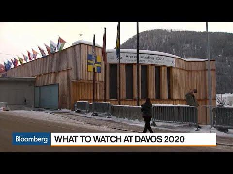 Johnson, Macron Skip Davos 2020