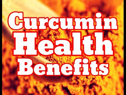 Curcumin Health Benefits Explained - Best Anti Inflammatory Turmeric Supplement