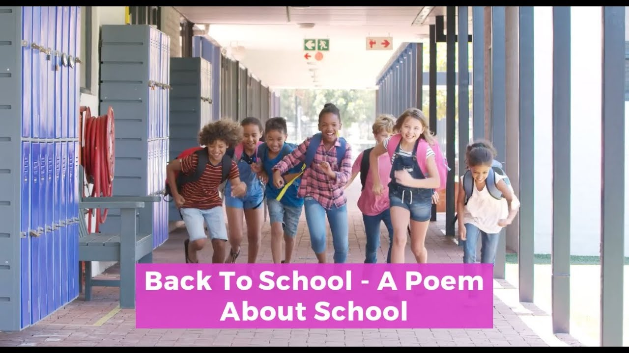 Poems About School