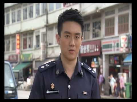 Crime Watch 2011 Episode 1 - Indian sex-worker murdered at Geylang hotel