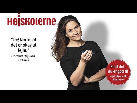 Gertrud Højlund fortæller om sit højskoleophold
