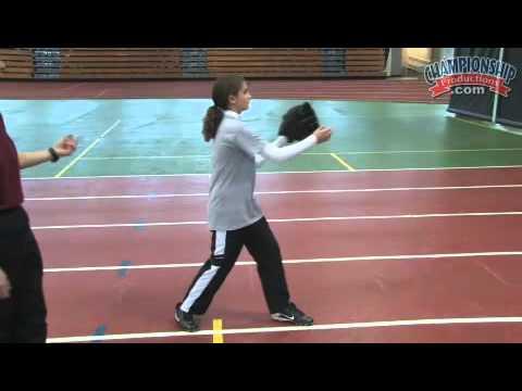 Coaching the Youth Softball Pitcher