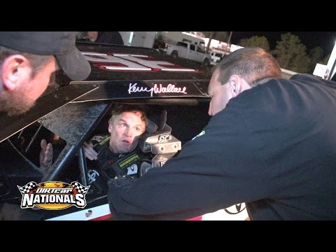 2016 DIRTcar Nationals | Kenny Wallace - YouTube
