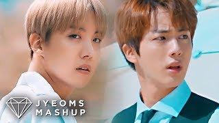 Songs: heartbeat by bts epilogue: young forever so far away suga (feat. jungkook, jin) i need u jamais vu subscribe for more mashups:...