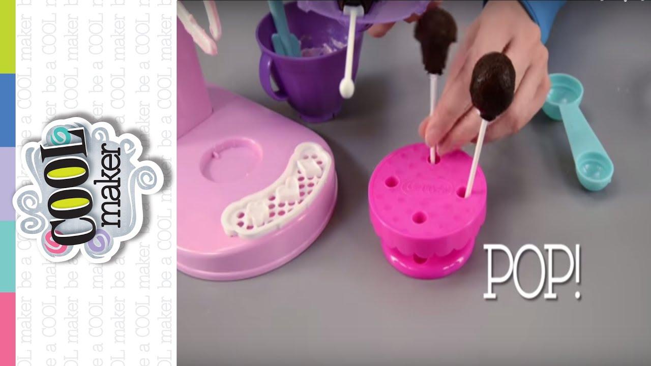 Cake Pop Maker Youtube
