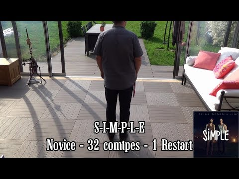 S-I-M-P-L-E ( simple ) - Country Line Dance