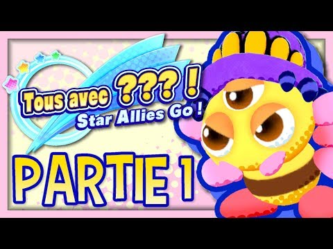 TOUS AVEC .... COMO ! STAR ALLIES GO ! | KIRBY STAR ALLIES EPISODE 19 CO-OP NINTENDO SWITCH FR