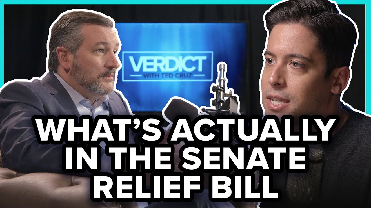 What's Actually in the Senate Relief Bill | Ep. 20