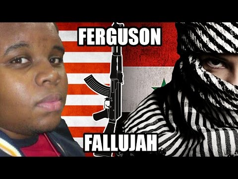Ferguson, Race and Imperialism