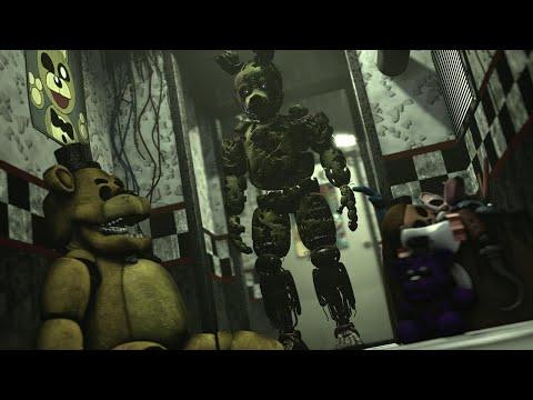 Пять Ночей у Фредди - Сериал [Эпизод 1] (FNAF Анимация на русском)