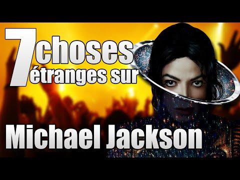 7 CHOSES ÉTRANGES SUR LA MORT DE MICHAEL JACKSON