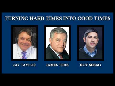 Extended Interview-James Turk Roy Sebag-Can Bitgold Inc  Hel