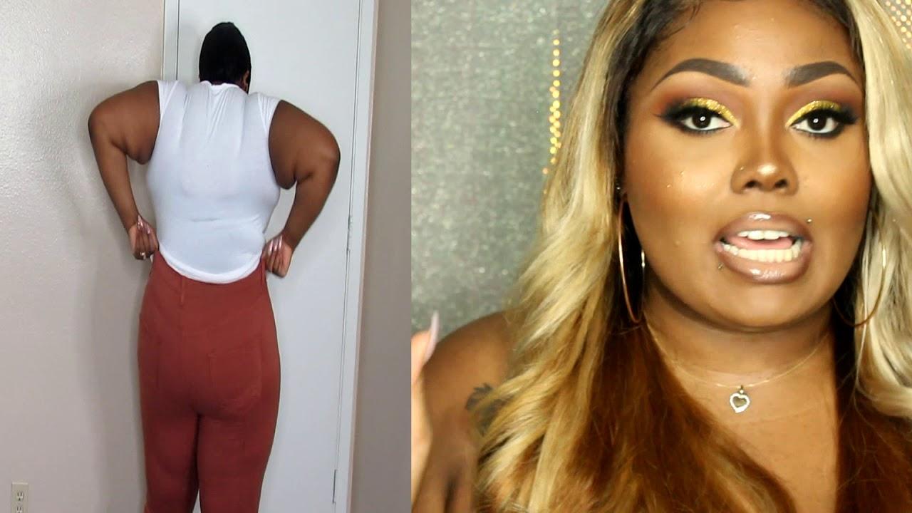 Ebony Shemale Boob