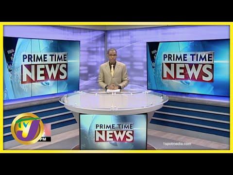 Jamaican News Headlines   TVJ News - August 6 2021