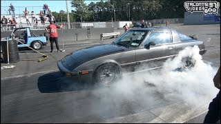 Rotary Binge Watch! Import Face Off Drag Racing