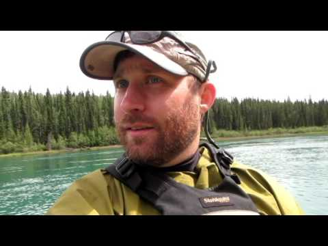 Yukon River Expedition- 1st and Last Day Comparison
