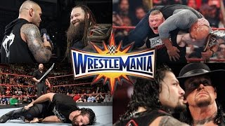 WWE WrestleMania 33 Full Match Card PREDICTIONS!