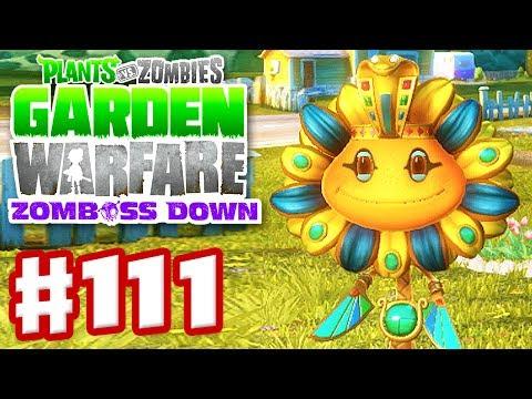 Plants vs. Zombies: Garden Warfare - Gameplay Walkthrough Part 111 - Sun Pharaoh (Xbox One)