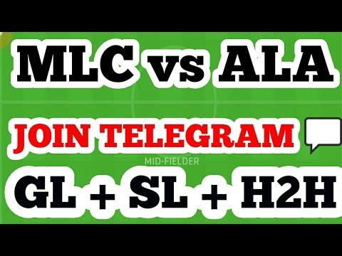 la liga best MLC vs ALA ( LA LIGA ) FOOTBALL Dream 11 Teams #football #fullanalysis #MLCvsALA
