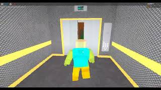 Fail! Hamster Cargo Elevator at Unknown Area, Neeve Mall on ROBLOX