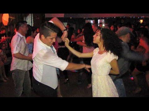 Comadreja Salsa Congress 2014 ~ Social ~ Stephanie Román & Nicolás Martínez